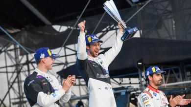 Formula E, Gara 2: colpo di scena, Guenther perde il podio dell'ePrix Riad