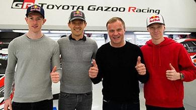 WRC, nozze tra Toyota e Ogier