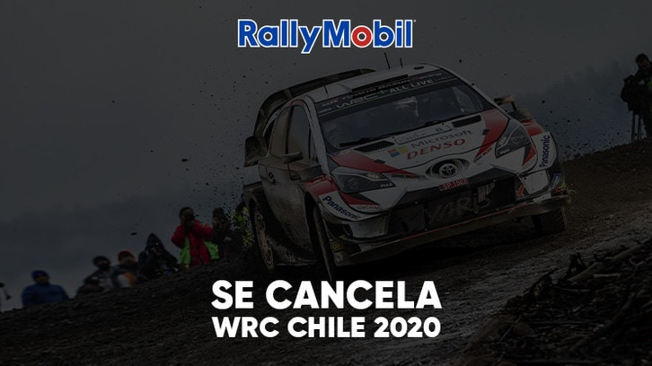 WRC, Rally di Cile cancellato dal calendario 2020