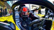 F1, test ad Abu Dhabi: tutte le immagini