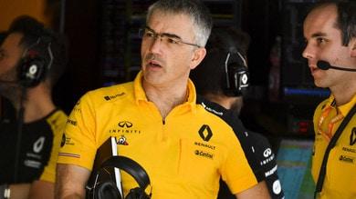 F1: Renault cambia il direttore tecnico, Chester lascia
