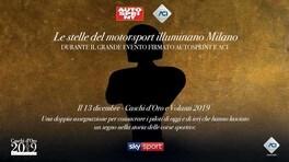 Caschi d'Oro e Volanti ACI 2019: a Milano il 13 dicembre