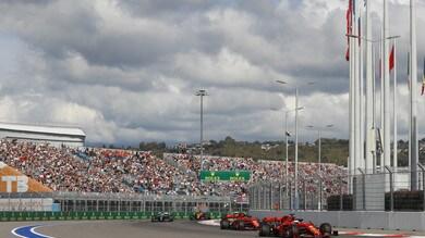 GP Russia, Sochi oppone il contratto F1 alla Wada