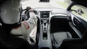 Hot Lap di Riccardo Piergentili: Honda NSX