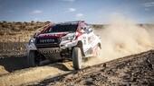 Dakar 2020, finire il rally-raid è la priorità di Alonso