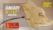 Dakar 2020: si parte! E non è una passeggiata