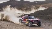 Dakar 2020: Sainz vola, Peterhansel: 'Ero al limite per seguirlo'
