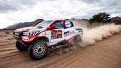 Dakar 2020, Alonso: 'E' stata la mia miglior tappa