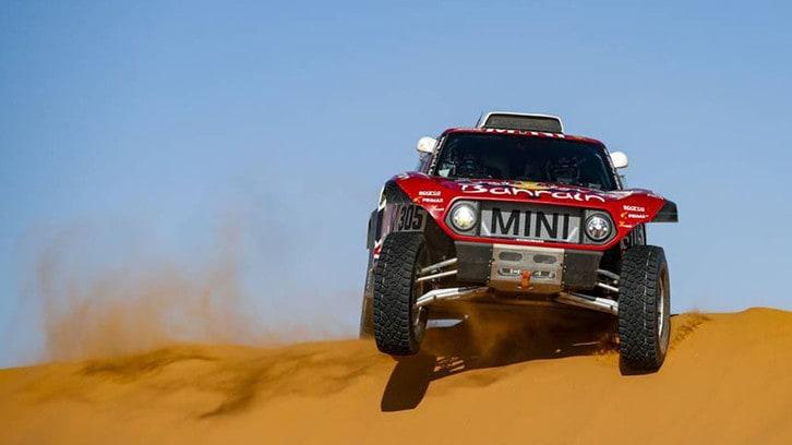 Dakar 2020, 7ª tappa: Sainz recupera e allunga