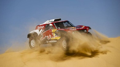 Dakar 2020, 10ª tappa: Sainz ripristina le distanze