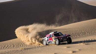 Dakar 2020, Sainz cauto: