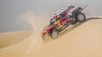 Dakar 2020, Peterhansel: 'Grandi distacchi dalla navigazione'