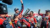 Dakar 2020, 12ª tappa: Sainz si aggiudica la sua 3ª Dakar