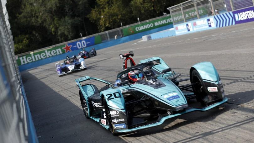 ePrix Santiago del Cile, qualifiche: pole di Evans, vola Jaguar