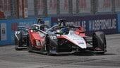 ePrix Santiago, la gara con la cam del casco di Massa VIDEO