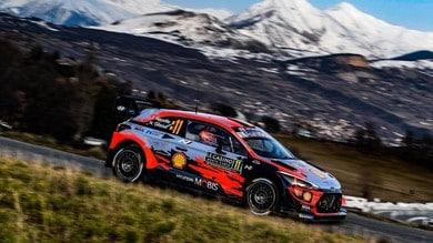 Rally Montecarlo 2020: Neuville subito leader