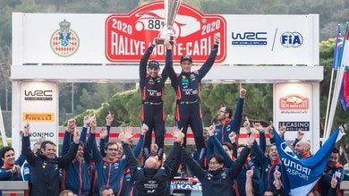 WRC, Rally di Montecarlo: Neuville vince e va in cima alla classifica piloti
