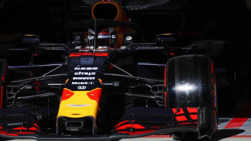 F1: monoposto Red Bull e Williams completano il calendario