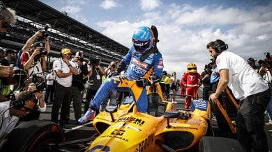 Alonso, il no Honda sulla strada verso Indianapolis