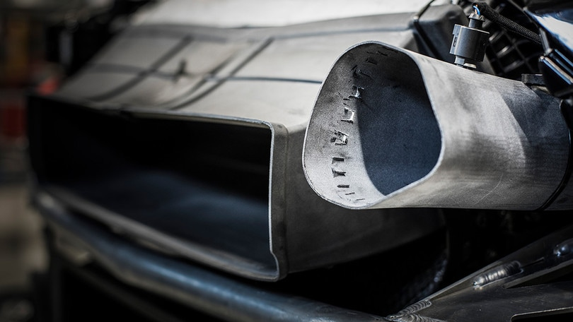 Cupra: la macchina da corsa in 3D FOTO