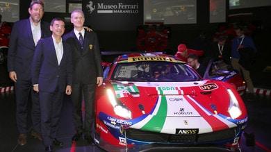 Classe LMDh: Coletta, motore e telaio cruciali per Ferrari