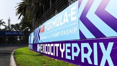 ePrix Messico, gli orari TV