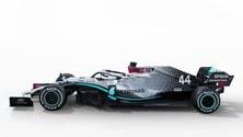 Mercedes AMG F1 W11 FOTO