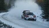 WRC, Rally di Svezia: Evans al comando