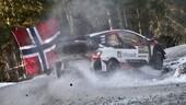 WRC, Rally di Svezia: Evans sempre leader
