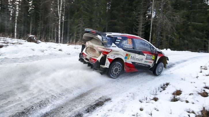 WRC, in Svezia vince Evans