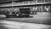 Renault R.S.20, filming day a Barcellona