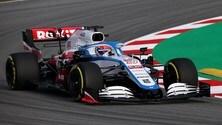 Williams FW43: FOTO