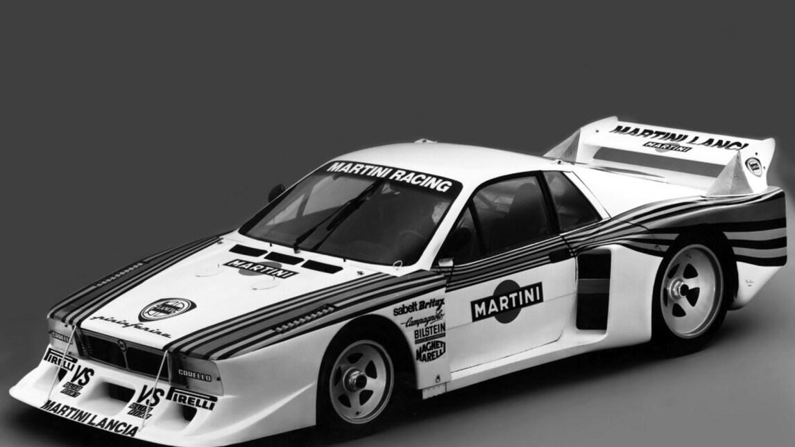 Lancia Beta Montecarlo Turbo  Le Foto Della Campionessa