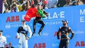 ePrix Marocco 2020, festa DS Techeetah: vince Da Costa, brilla Vergne