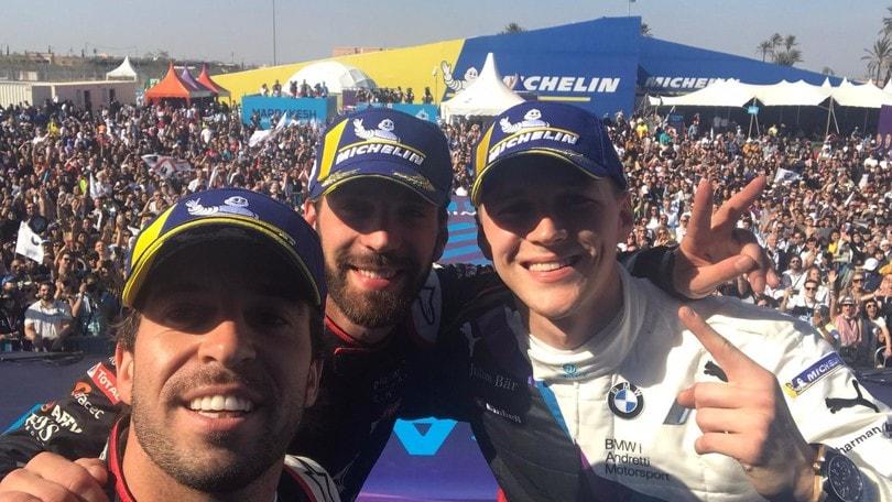 ePrix Marocco 2020: dalla pole al trionfo, Da Costa super! FOTO