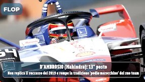 Formula E: Top and Flop ePrix Marocco 2020 VIDEO