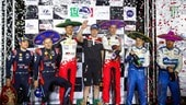 WRC, Ogier vince in Messico