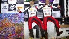 WRC, Ogier Re del Messico FOTO