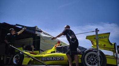 Indycar, NASCAR e IMSA ferme fino a maggio