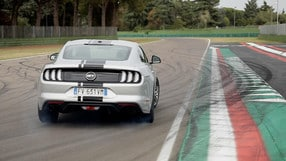 Hot Lap di Riccardo Piergentili: Ford Mustang GT