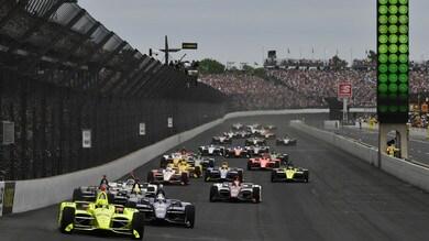 IndyCar, rinviata la 500 Miglia di Indianapolis