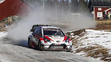 WRC, Rally1 con l'ibrido Compact Dynamics