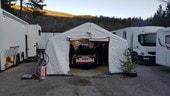 WRC, FIA sospende i test