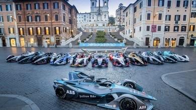 Formula E, ePrix di Roma confermato fino al 2025