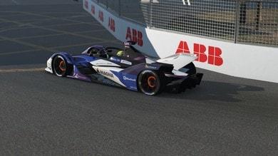 ABB Formula E Race at Home Challenge, Max Guenther vince la prima