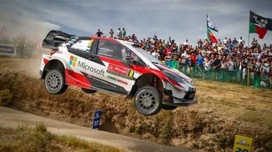 WRC, Rally del Portogallo 2020 è annullato