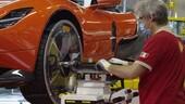 Ferrari, a Maranello e Modena parte la Fase 2 FOTO