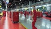 Ferrari: la produzione Fase 2 torna a pieno regime VIDEO