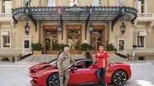 Le grand rendez-vous con Leclerc: FOTO
