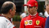 Leclerc: la ripartenza in F1 sarà difficile. E quella volta in taxi...